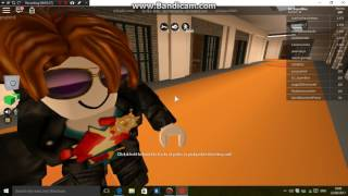 WE ESCAPED #so facile . Roblox Jailbreak partie 1