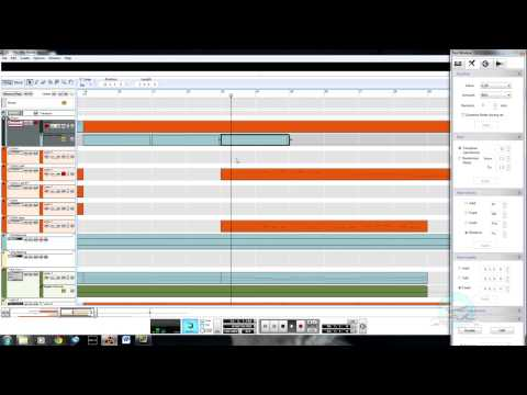 Perfecting the melody and processing a noise sample -- Designing Music 1.3.2.4