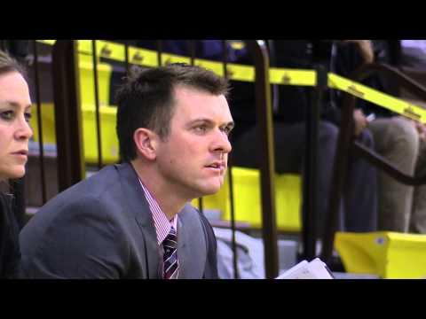 2014-15 Rowan Women's Basketball - Mic'd - Joe Crispin
