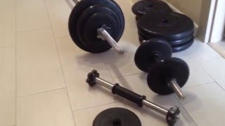 Купить гантели. Интернет магазин Sportlim.ru Видео Отзыв(, 2016-03-06T11:18:25.000Z)