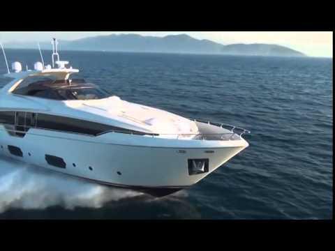 Ferretti Yachts 960 - Art Marine