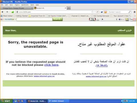 Image result for Program  blocked sites