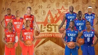 NBA 2K13: NBA All-Star Game 2013