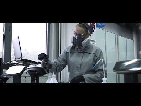 ХАКА МОСКВА проект ТЛЗ: Завод по производству лакокрасочной продукции