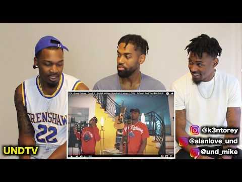 Armon & Trey - SZA x Cardi B x Kendrick Lamar [REACTION]