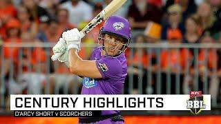 Short strikes form to humble Perth with Big Bash ton