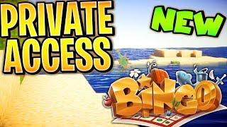 NEW BINGO MINIGAME! (Cubecraft Bingo) Minecraft