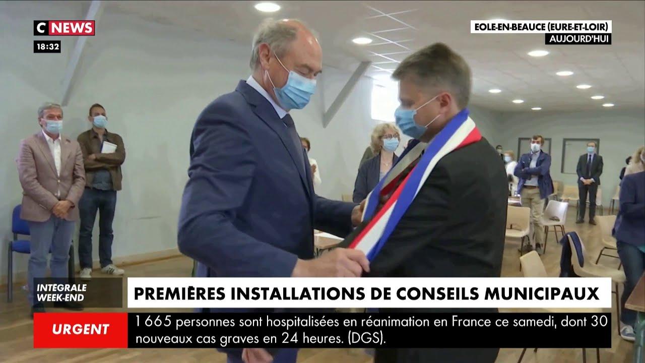 Comme pour plus de 30 000 communes, Eole-en-Beauce a enfin investi son nouveau maire