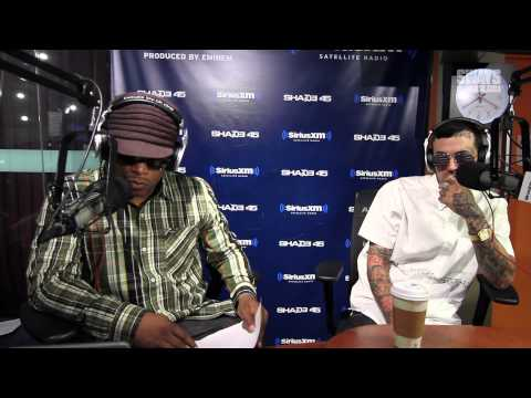 Yelawolf Reacts to Saving Fan's Life With Music on Sway in the Morning