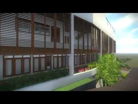 Private School - Architecture Design