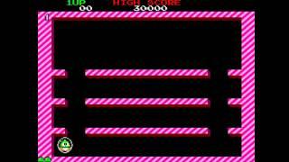 Bubble Bobble - Arcade Music Competition: Bubble Bobble stage theme - User video