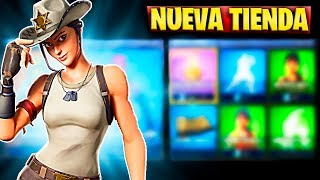 FORTNITE'S NEW STORE TODAY AUGUST 6TH NEW SKIN OF RIO BIG AND FRONTERA
