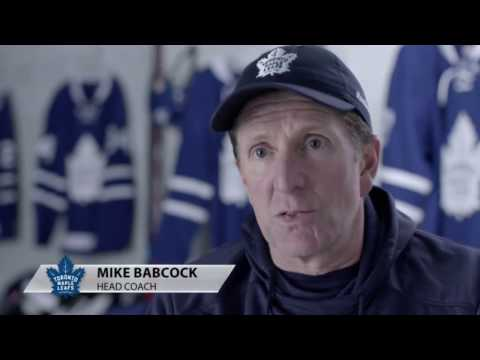 Road to the NHL Outdoor Classics - Episode 1 (Leafs Only Edit)