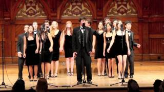 """Harvard Opportunes - """"Keep Your Head Up"""" by Andy Grammer"""