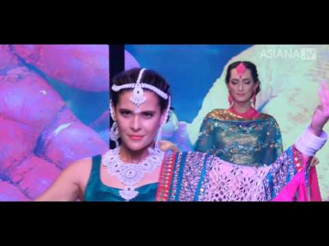 Asiana Bridal Show London: Khushboo's Bespoke Fabrics