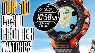 Top 5 Best Casio ProTrek Watches To Buy [2019]