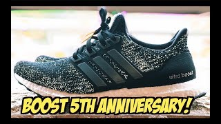 adidas ULTRA BOOST 4.0 LTD | BOOST 5TH ANNIVERSARY PACK | Review + On Feet