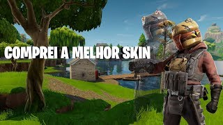 J'AI ACHETÉ THE BEST SKIN OF THE GAME! Fortnite Fortnite