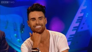 Rylan Clark plays the X Factor identity parade - Never Mind the Buzzcocks: Preview - BBC Two