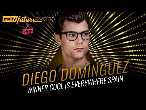 "Diego Dominguez - winner ""Cool Is Everywhere"" #MFA"