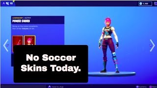 Soccer Skins Making Its Return? | Fortnite Battle Royale