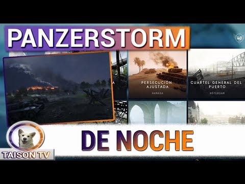 Battlefield V Panzerstorm con Version Nocturna Mañana + Impresiones Cooperativo thumbnail