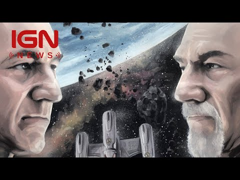 Exclusive: Star Trek: The Next Generation Is Returning to the Mirror Universe - IGN News