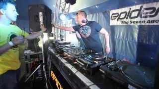 SLIPMATT LIVE @ HD FESTIVAL 2012 (1080p)