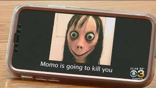 How To Protect Your Kid From Disturbing 'Momo Challenge'