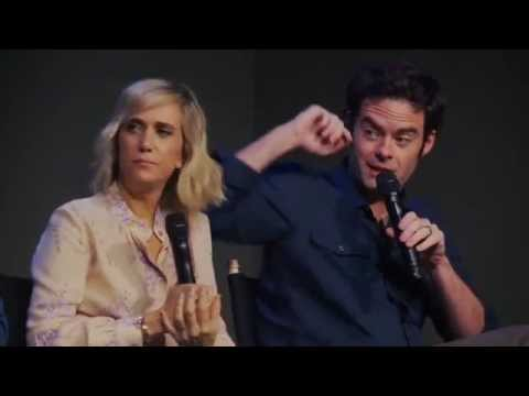The Skeleton Twins: Cast Interview with Bill Hader and Kristen Wiig