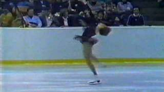 Karena Richardson (GBR) - 1980 Lake Placid, Ladies