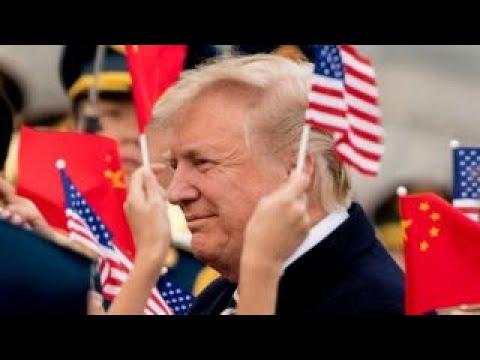 President Trump to meet Chinese President Xi Jinping