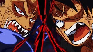 LUFFY vs. KATAKURI - FULL FIGHT AMV [One Piece]