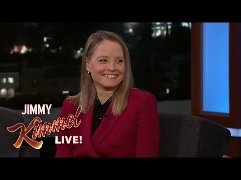 Jodie Foster on New Movie Hotel Artemis