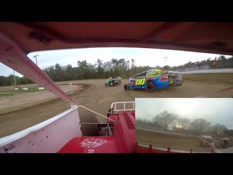 Albany Saratoga Speedway Heat Race 5/11/18