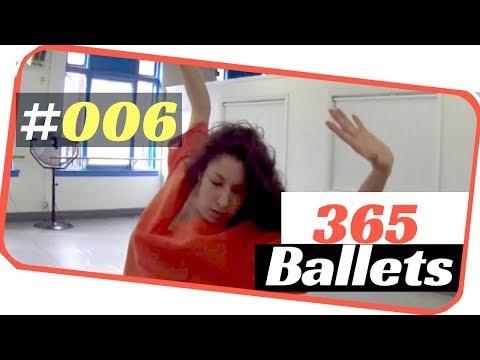 Ballet 006- Ballet solo 365 Ballets- ballet choreography