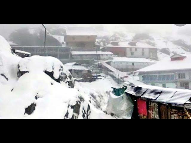 बर्फबारी-बारिश ने घरों में कैद किए हिमाचली, तापमान लुढ़का....