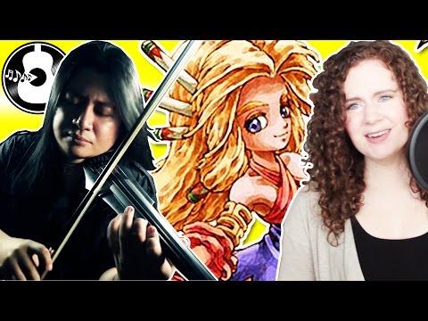 Legend of Mana - Song of Mana ft. Julia Henderson (Vocal & Violin Cover) || String Player Gamer