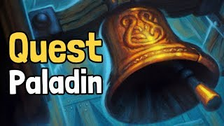 Quest Paladin Decksperiment - Hearthstone