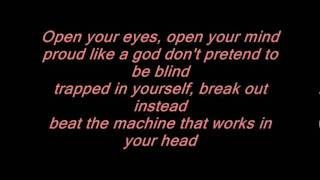 guano apes - open your eyes with lyrics