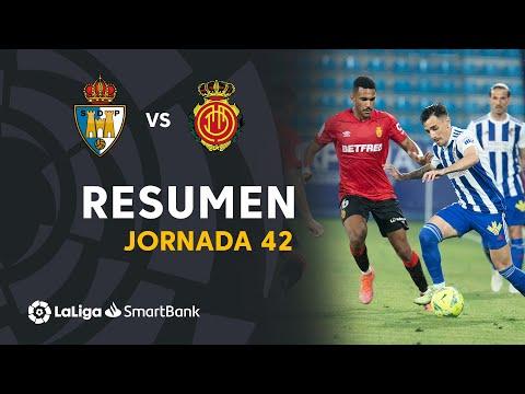 Ponferradina Mallorca Goals And Highlights