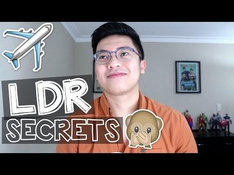 LDR SECRETS!! 🙊✈️