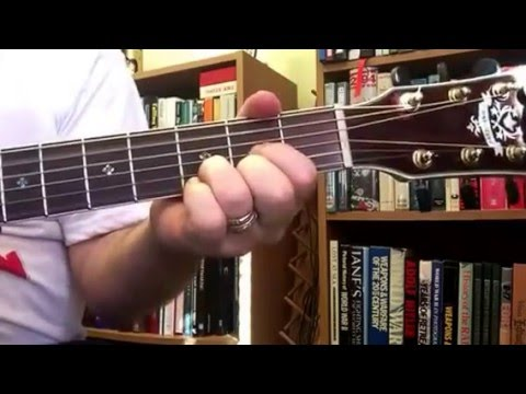 Mr. Knuckle's Music Lessons - In Your Eyes (Ben Harper covers Peter Gabriel)
