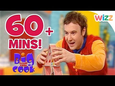 Big Cook Little Cook - Card Tricks | 60+ minutes | Winter Cooking