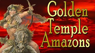 Bad Movie Review: Golden Temple Amazons