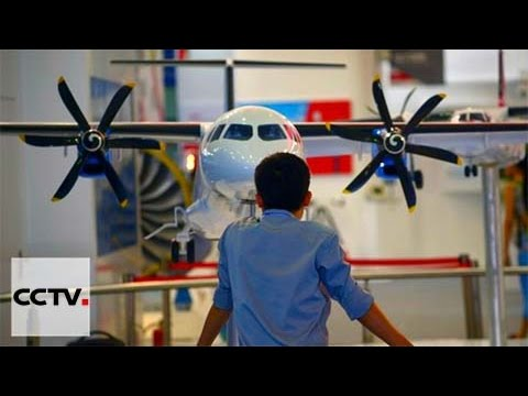 China launches own aircraft engine-maker to rival West