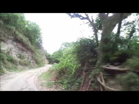 Bike Ride in Hills