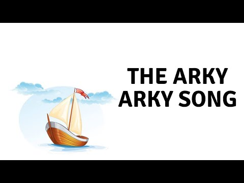 The Arky, Arky Song (Rise and Shine) - HERITAGE KIDS Lyrics