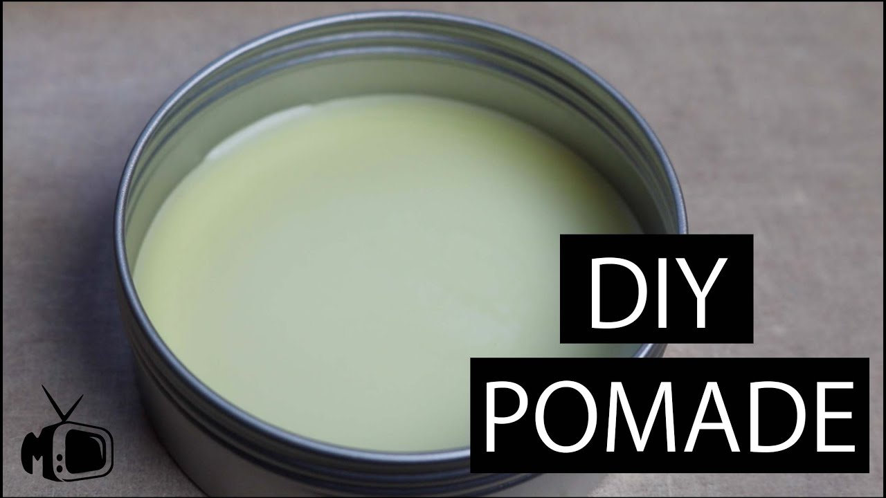 Pomade l Make your own Hair Product