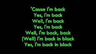 Скачать AC DC Back In Black Lyrics